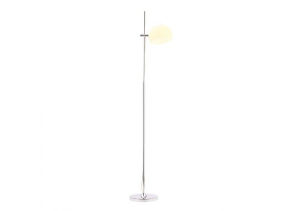 Zuo Modern Astro Floor Lamp Frosted Glass