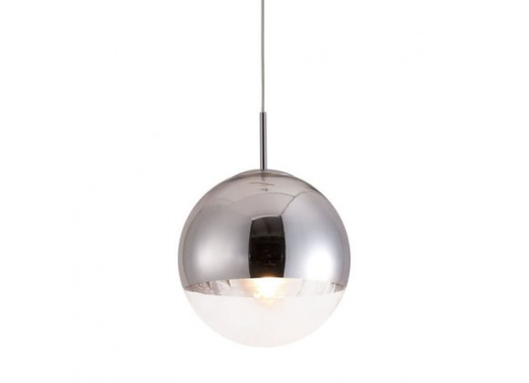 Zuo Modern Kinetic Ceiling Lamp Chrome