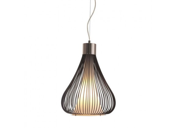 Zuo Modern Interstellar Ceiling Lamp Black