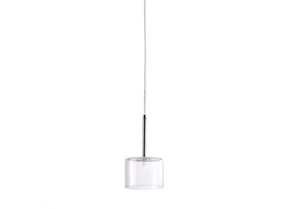 Zuo Modern Storm Ceiling Lamp Clear