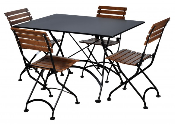 French Café Bistro Dining Set - 5 Pieces