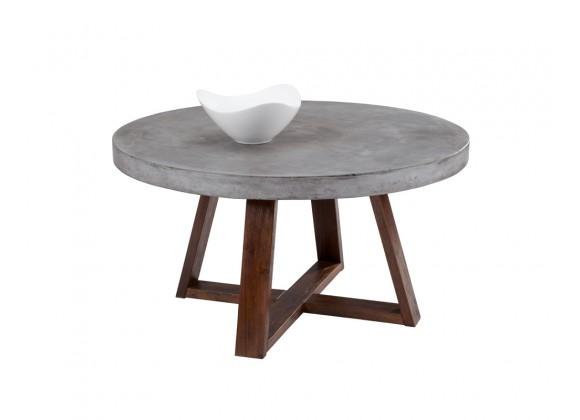 Sunpan Devons Coffee Table - With Decor