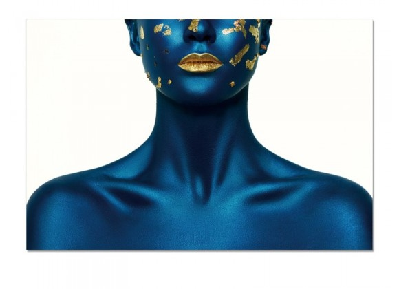 Bellini Modern Living Acrylic Picture of Her - MYSTIQUE