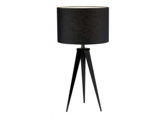 Adesso Director Tripod Base Home Table Lamp
