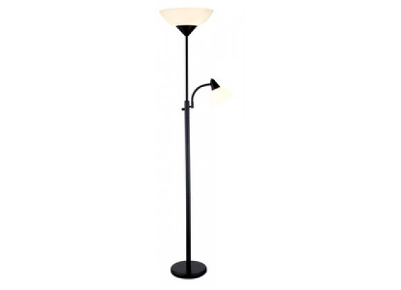 Adesso Piedmont 71 Inch Combo Floor Lamp