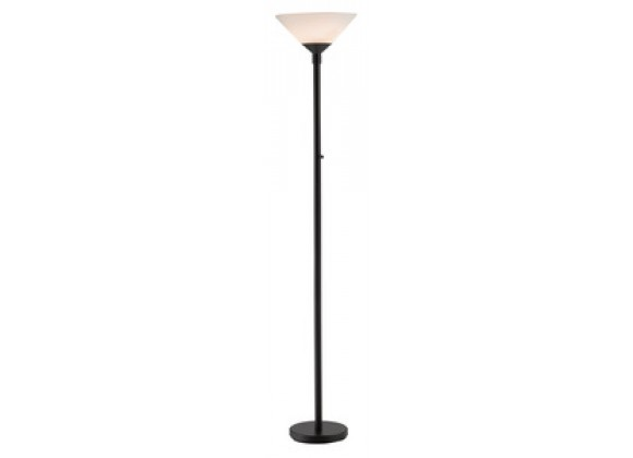Adesso Aries 73 Inch Steel Design Floor Lamp