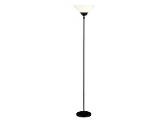 Adesso Pisces Contemporary College Style Floor Lamp