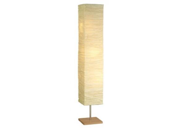Adesso Dune 58 Inch Floorchiere Contemporary Floor Lamp