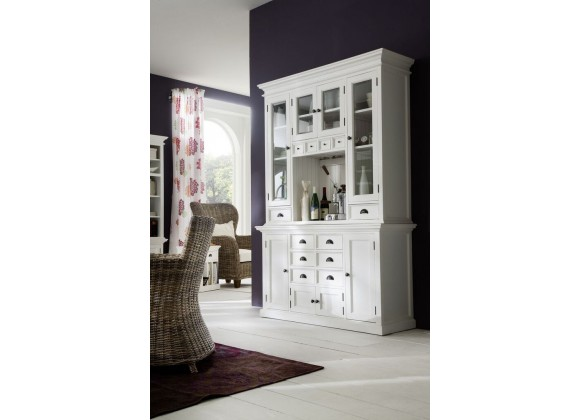 Nova Solo Halifax Kitchen Hutch Buffet