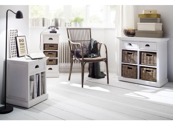 Wickerworks Set Of 2 Duke Dining Armchairs - Lifestyle