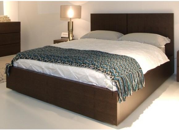 TemaHome Aurora Queen Size Bed W/ Mattress Support