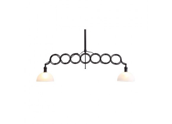Zuo Modern Jade Ceiling Lamp Antique Black Gold