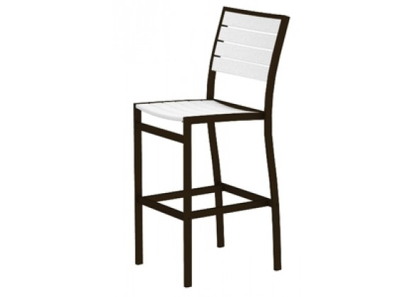 POLYWOODPOLYWOOD¨ Euro Bar Side Chair