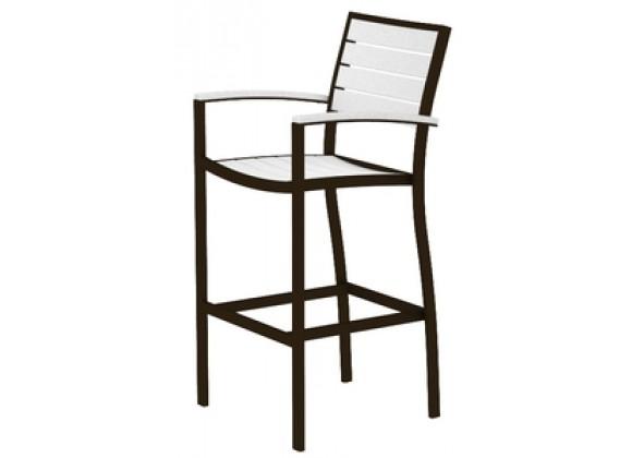 POLYWOOD¨ Euro Bar Arm Chair