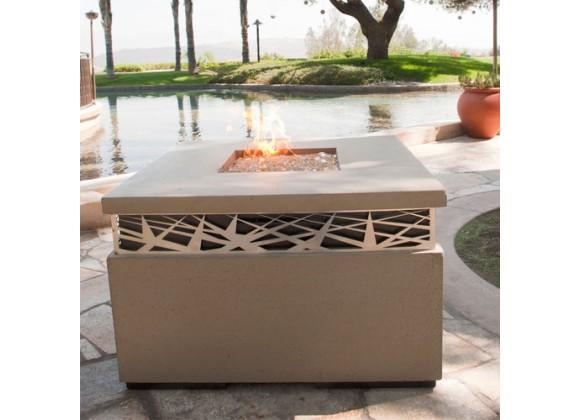 American Fyre Designs Nest Firetable - Square