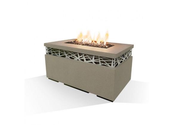 American Fyre Designs Nest Firetable - Rectangle