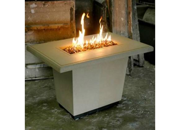 American Fyre Designs Contempo Rectangle Firetable