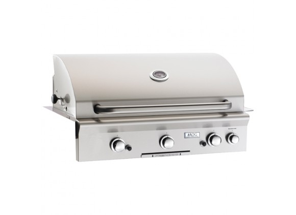 """American Outdoor Grill 36"""" Built In Gas Grill"""