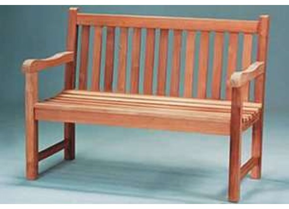 Anderson Teak Classic 2-Seater Bench