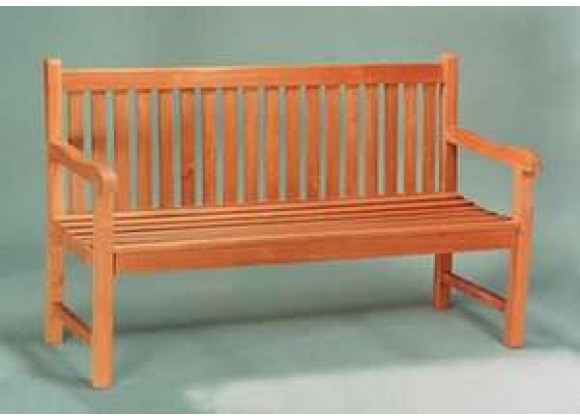 Anderson Teak Classic 3-Seater Bench