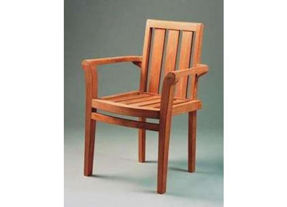 Anderson Teak Classic Stackable Armchair
