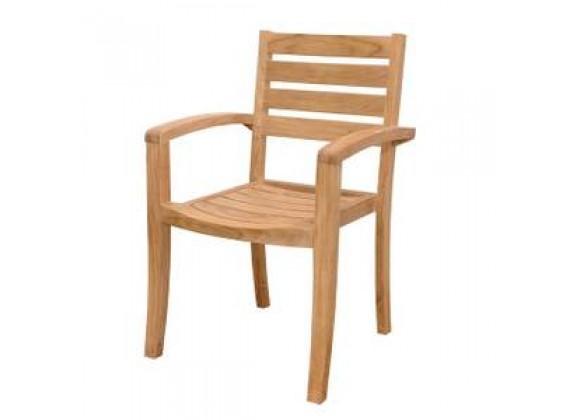 Anderson Teak Catalina Stackable Armchair