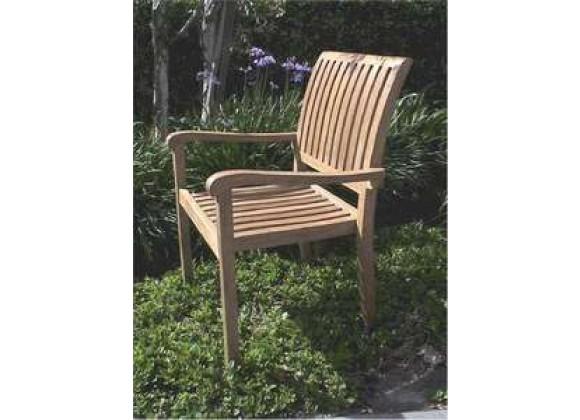 Anderson Teak Aspen Stackable Armchair