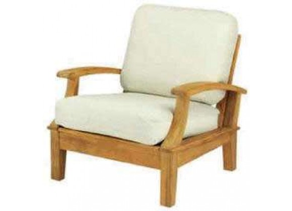 Anderson Teak Brianna Deep Seating Armchair with Cushion