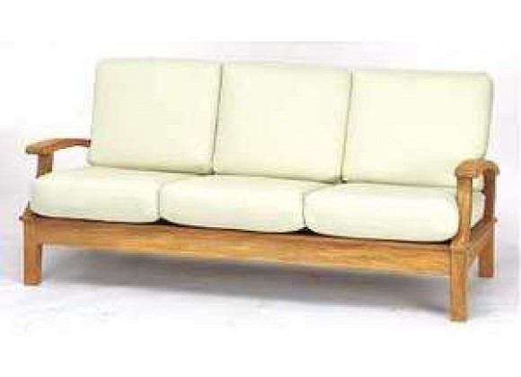 Anderson Teak Brianna Deep Seating Sofa with Cushion