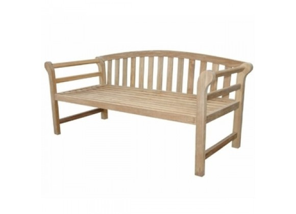 "Anderson Teak 72"" Brisbane Deep Seating Bench"