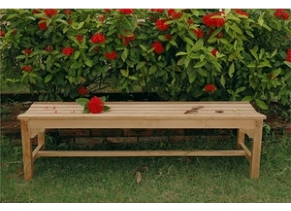 Anderson Teak Hampton 3-Seater Backless Bench