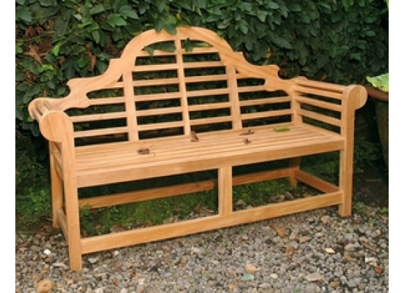 Anderson Teak Marlborough 3-Seater Bench