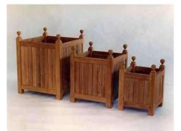 Anderson Teak 18-inch Planter Box