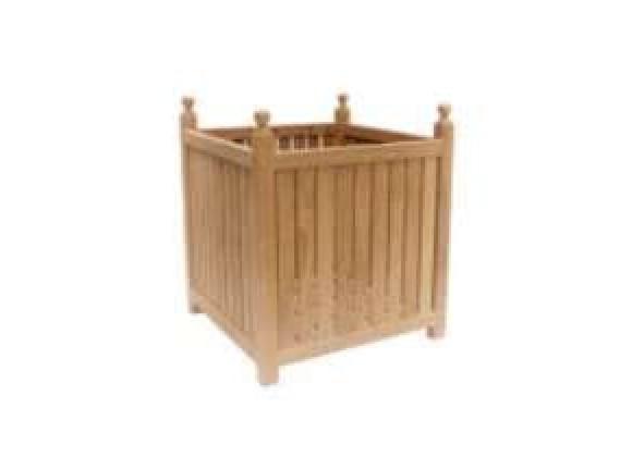 Anderson Teak 22-inch Planter Box