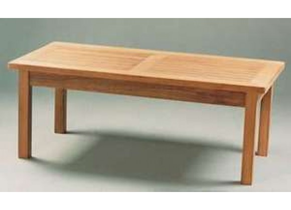 Anderson Teak Bahama 47-inch Rectangular Coffee Table
