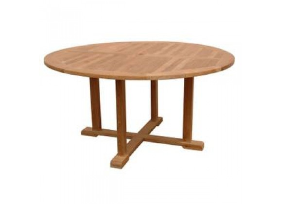 Anderson Teak Tosca 5-Foot Round Table