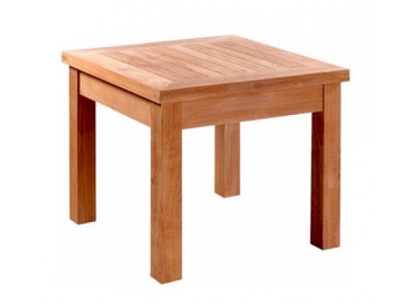 Anderson Teak Bahama 20-inch Square Mini Table