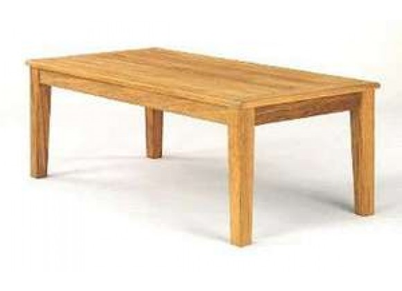 Anderson Teak Brianna Rectangular Coffee Table
