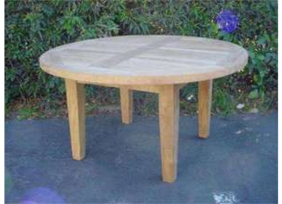 Anderson Teak Brianna 35-inch Round Coffee Table