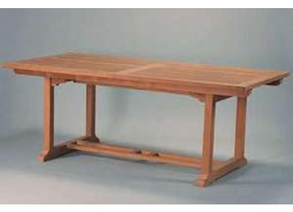 Anderson Teak Bahama 8-Foot Rectangular Extension Table