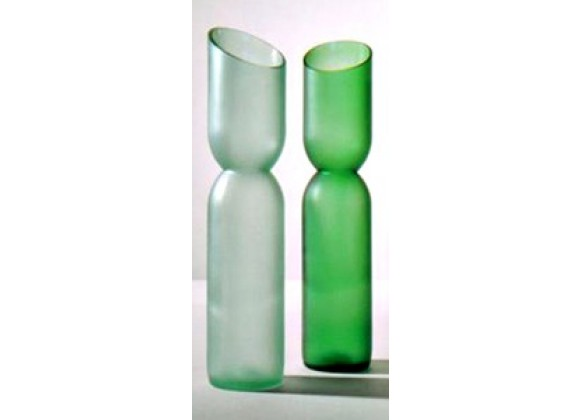 Artecnica tranSglass Double Decorating Vase, Satin