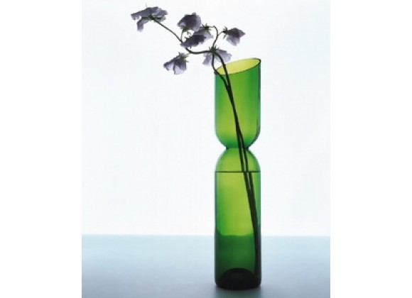 Artecnica tranSglass Double Decorating Vase, Polished
