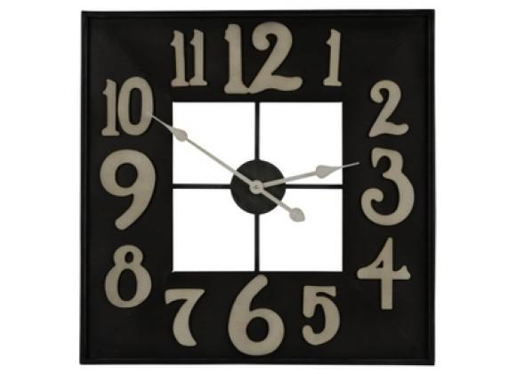 Cooper Classics Brazos Clock