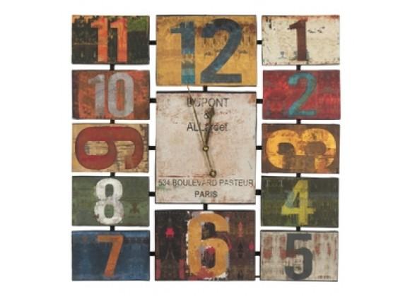 Cooper Classics Herschel Clock