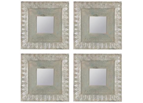 Cooper Classics Kynzlee Mirrors- Set of 4