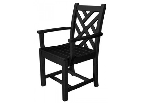 POLYWOOD¨ Chippendale Arm Chair