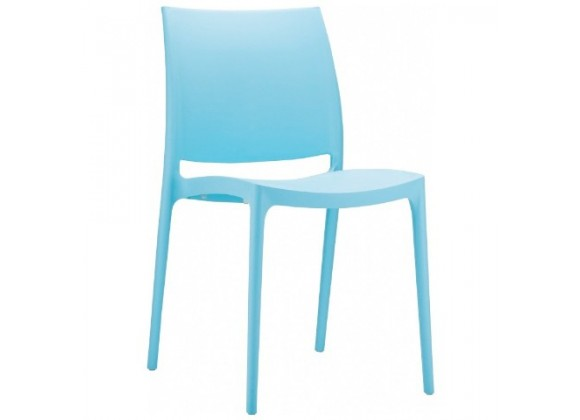 Compamia Maya Dining Chair Blue - Set of 2