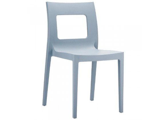 Compamia Lucca Dining Chair Silver - Set of 2