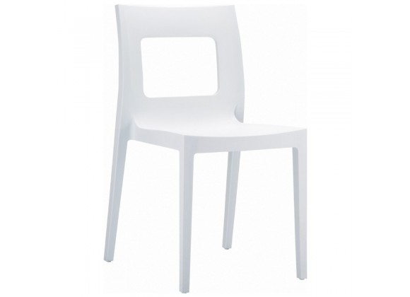 Compamia Lucca Dining Chair White - Set of 2