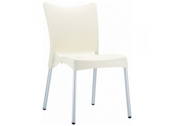 Compamia Juliette Resin Dining Chair Beige - Set of 2